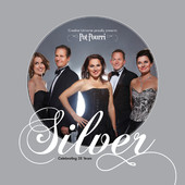 Silver CD Cover