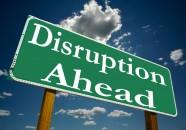 disruption-ahead