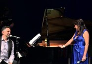 "Tania de Jong and Joe Chindamo explore improvisation using the classic song ""Summertime"" – TEDxMelbourne 2014"
